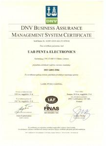 ISO 14001 LT